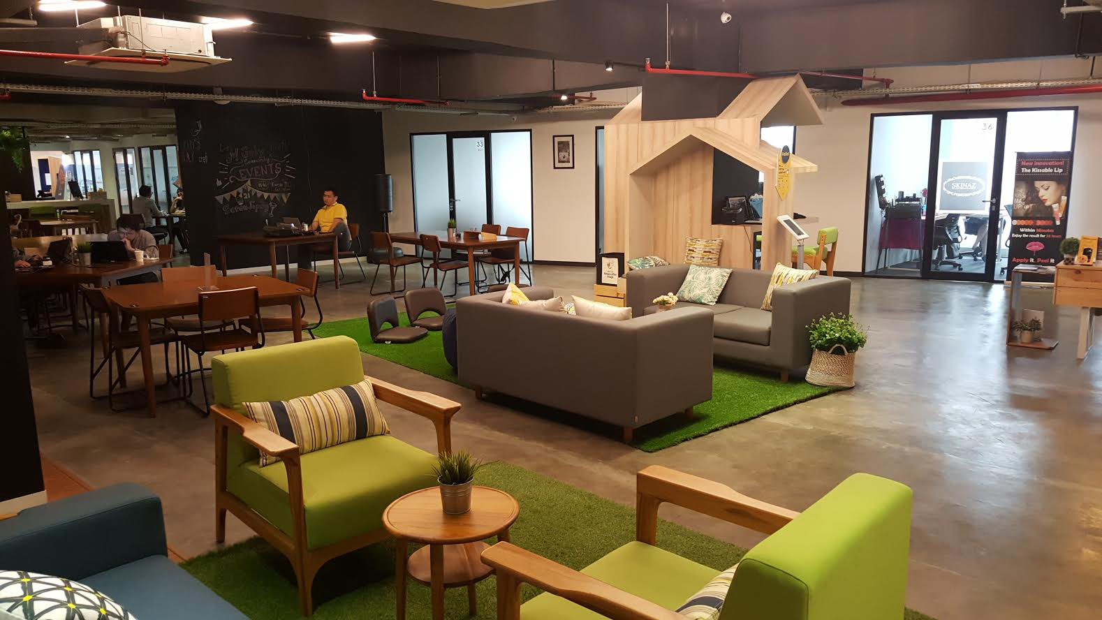 Workspace, Office Space, Coworking Space Jakarta Indonesia ...